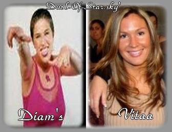 Diam's VS Vitaa
