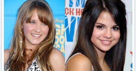 Emilie Osment VS Selena Gomez