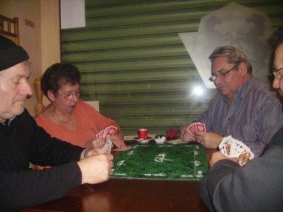 soirée cartes du 10 novembre