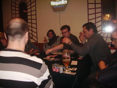 soirée Poker du 25.02.2011