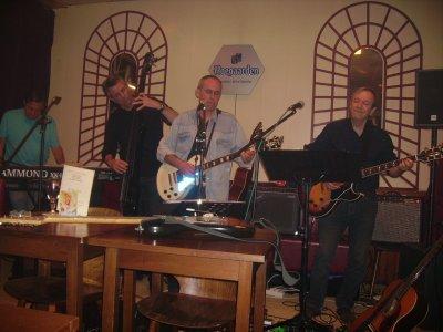 soirée Pierrot et son groupe de Pop Rock Blues du 25 mars 2011