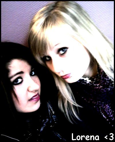 Lorena & Sarah, Comme deux Frangine ! <3