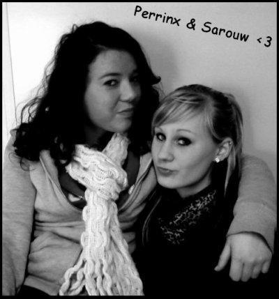 Perrinx & Sarouw ; Je t'aime tellement Cougnou ! <3