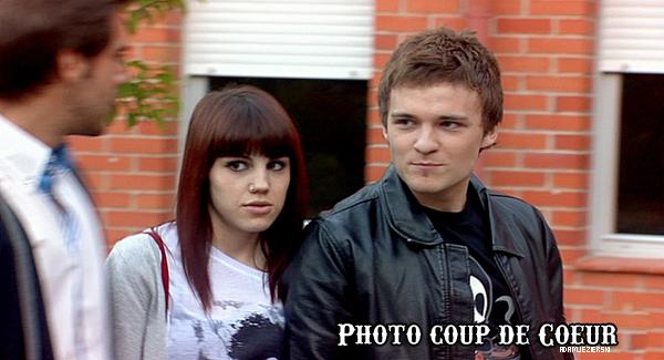 Des Photos de coulisses et des Stills sont apparu sur le site de Antena3.com Elles sont magnifique