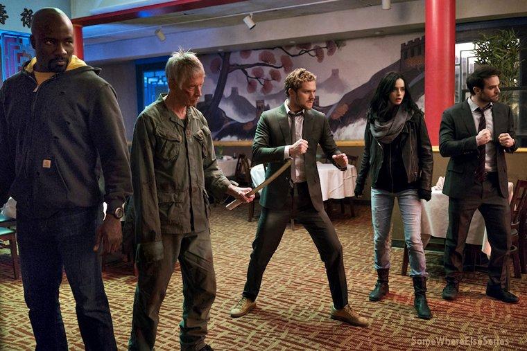 Marvel The Defenders Mon avis sur la saison
