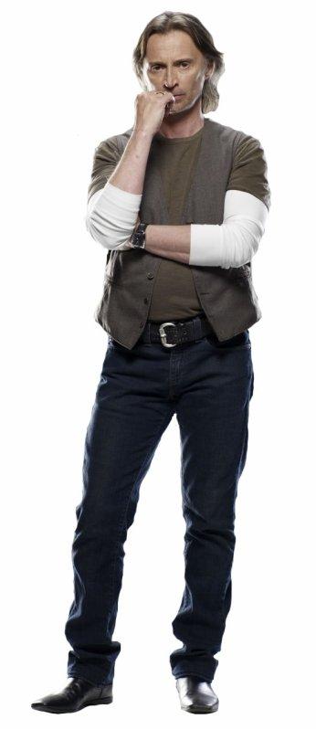 Dr Nicholas Rush