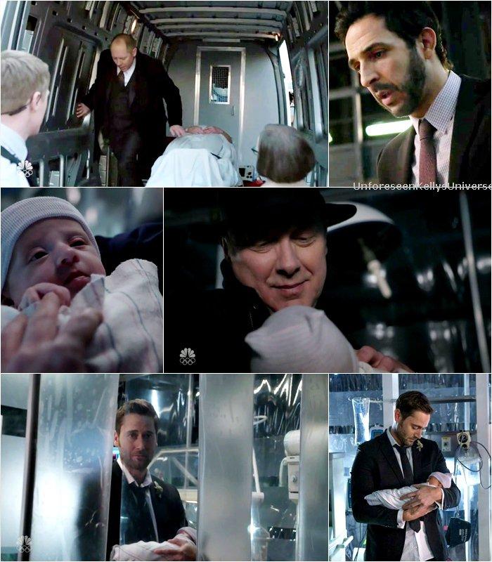 The Blacklist épisode 3 x 18 Mr Salomon ,fin