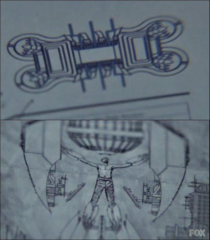 Fringe  3 X 2 The Box épisode + vidéo promo
