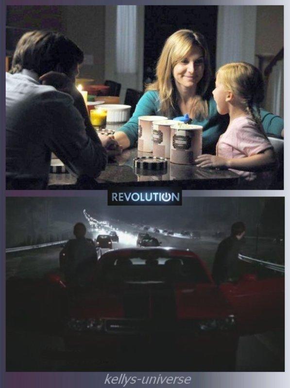 REVOLUTION  épisodes 1 & 2 + mon avis