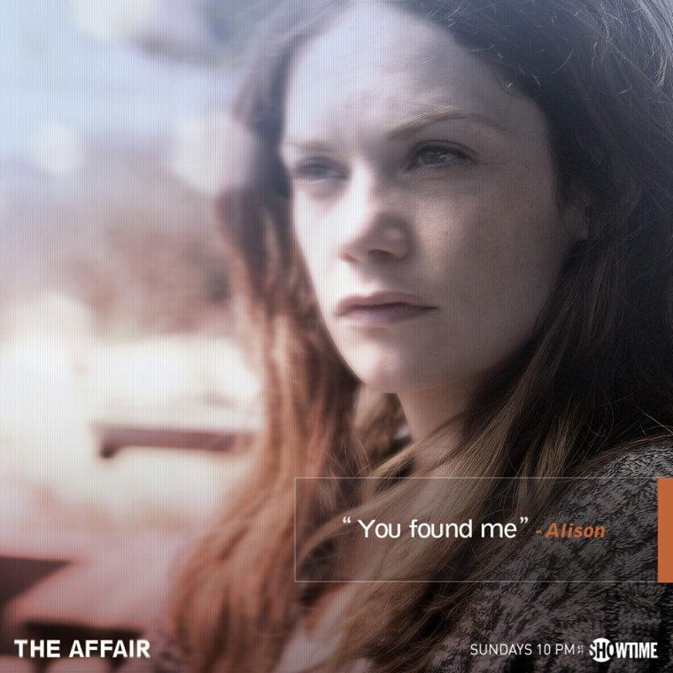 The Affair Alison Lockhart