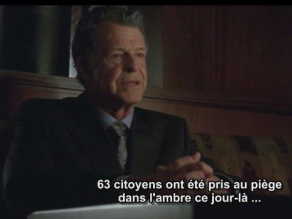 Fringe saison 3 ép 5 Amber + video promo