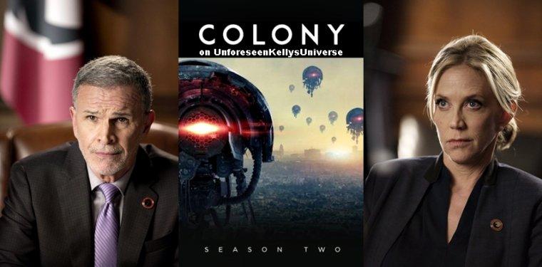 Colony mon avis sur la saison 2