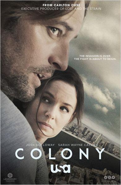 ☆ Les séries de la rentrée :Colony ☆
