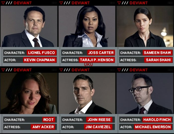 PERSON OF INTEREST saison 3