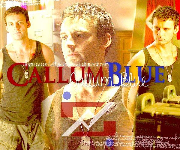 Fiche acteur : Callum Blue