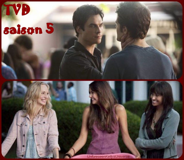 The Vampire Diaries saison 5