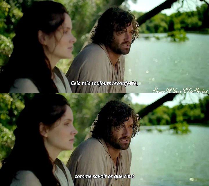 Jamestown , amour et espoir pour Silas et Alice