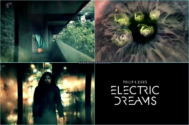 Philip K. Dick's Electric Dreams Vidéos et photos de l'opening