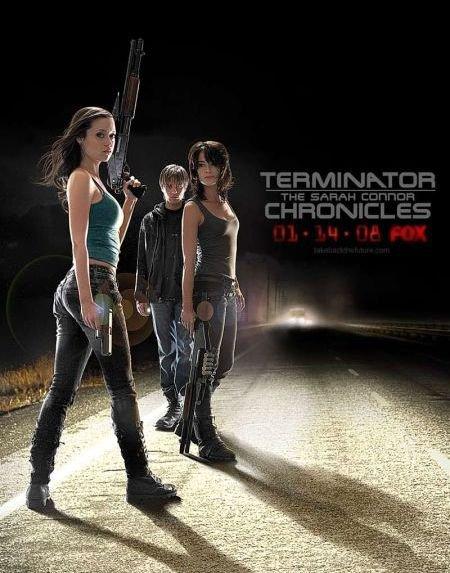 Terminator Les chroniques de Sarah Connor