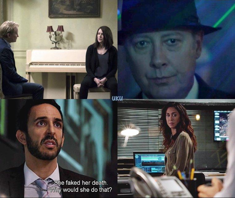 The Blacklist saison 4 ,le début...