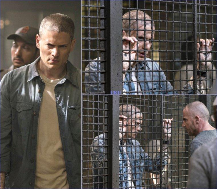 Prison Break Sequel ep 1 Ogygia