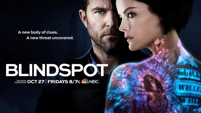 Blindspot le retour saison 3 Back to the Grind