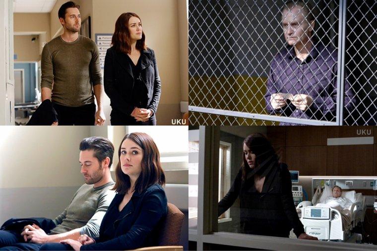 The Blacklist saison 4 ,récap de mi saison