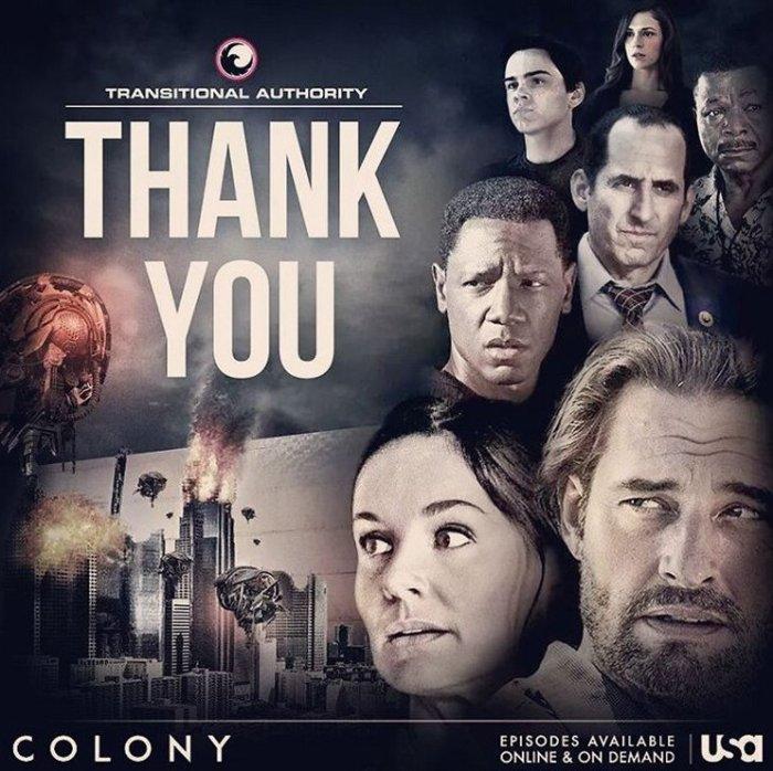 Colony mon avis sur la saison 1