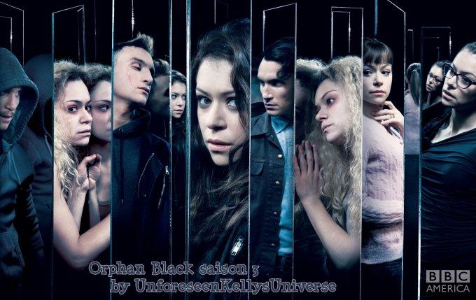 --- Orphan Black saison 3 --- mon avis ---