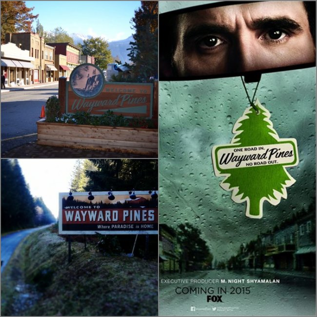 -- Wayward Pines --
