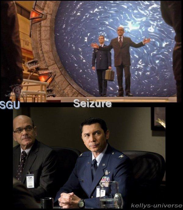 Stargate Universe ép 2 X 15 Seizure