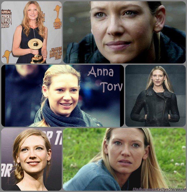 Fiche actrice :Anna Torv