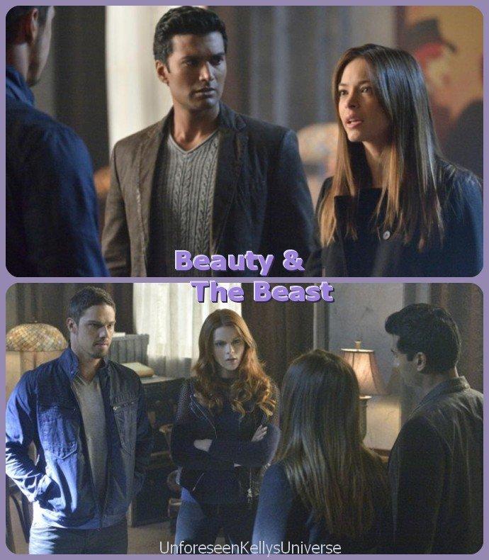 "Beauty & the Beast saison 2 épisode 8 ""man or beast"""