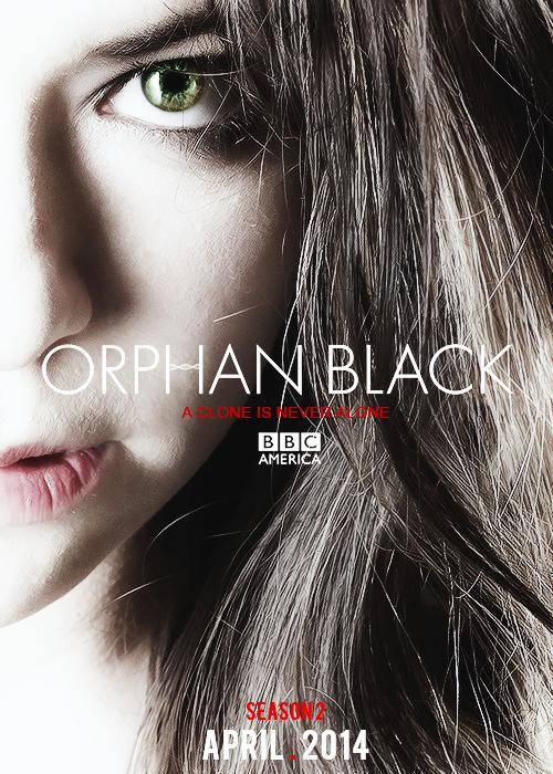 Orphan Black S 2 au printemps  + autres séries début 2014