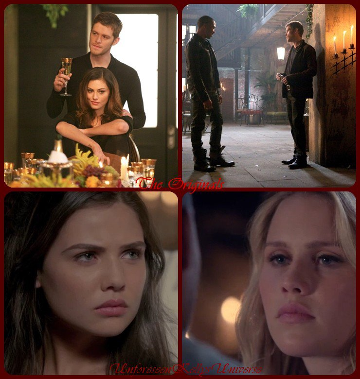 "The Originals mi-saison ep 9 ""Reigning Pain in New Orleans"""