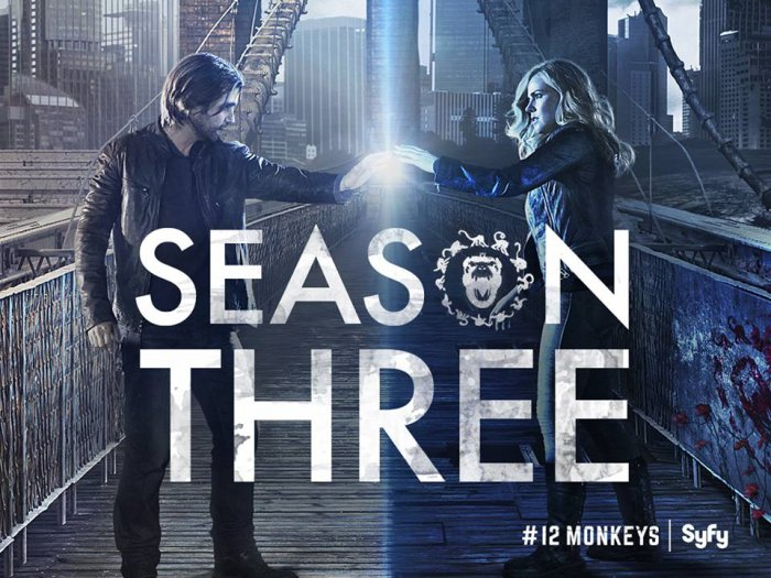 -- 12 Monkeys ,une saison 3 --