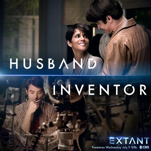 """ Extant "" new série avec Goran Visnjic & Halle Berry"