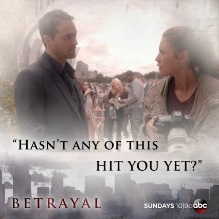 Betrayal  the End