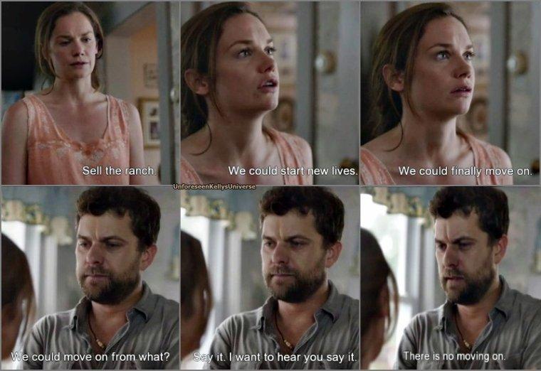 The Affair épisode 6 ... Alison