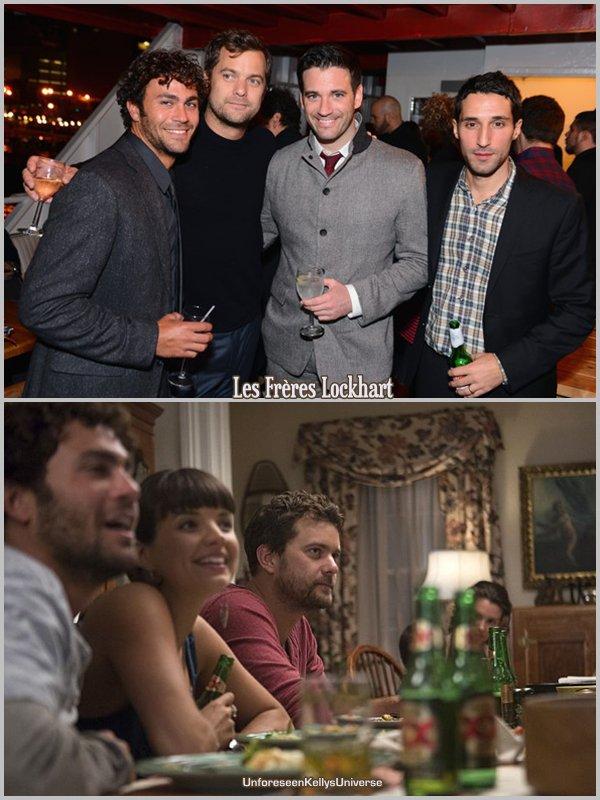 -- The Affair ,la famille Lockhart --