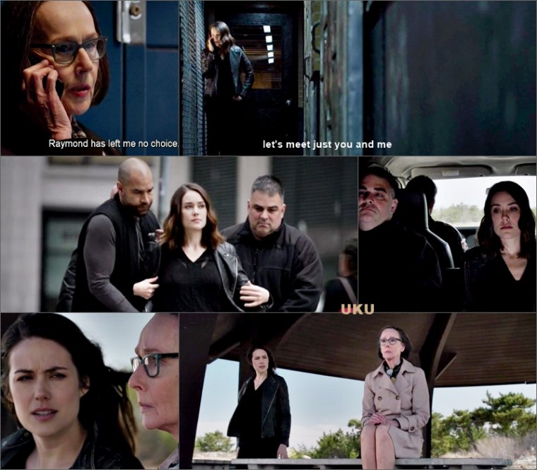 The Blacklist Final saison 4 récap