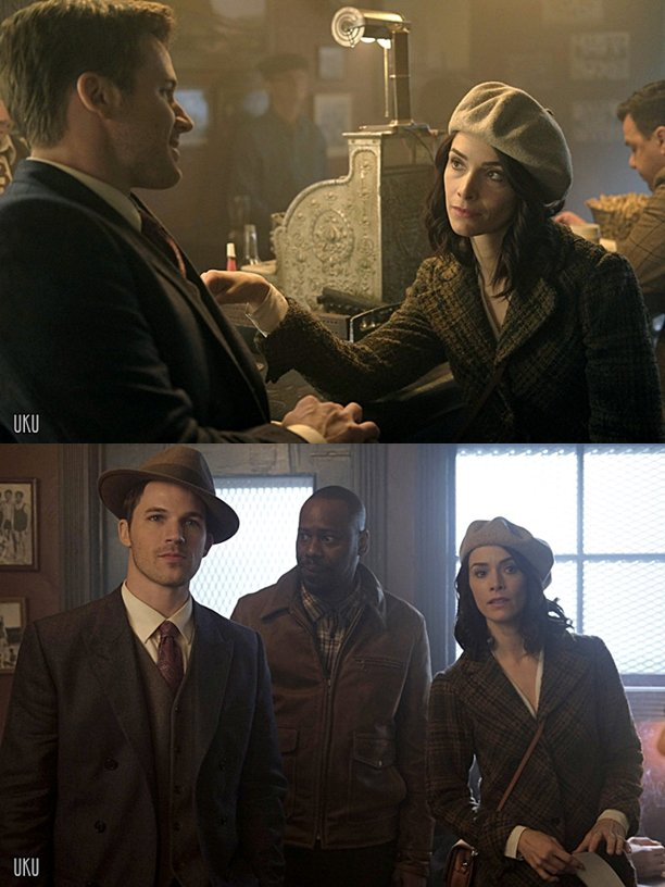 Timeless en octobre