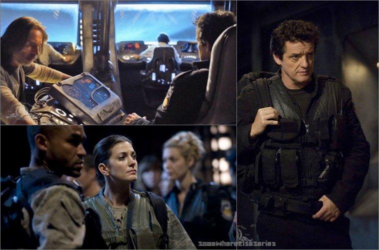 Stargate Universe ép 3 X 19 Blockade