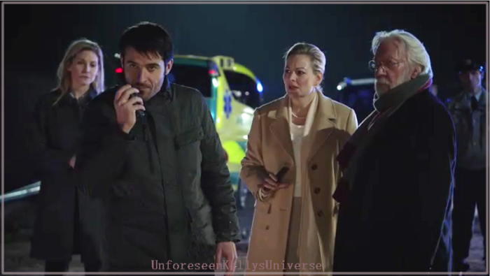 Crossing Lines saison 3 Innovation