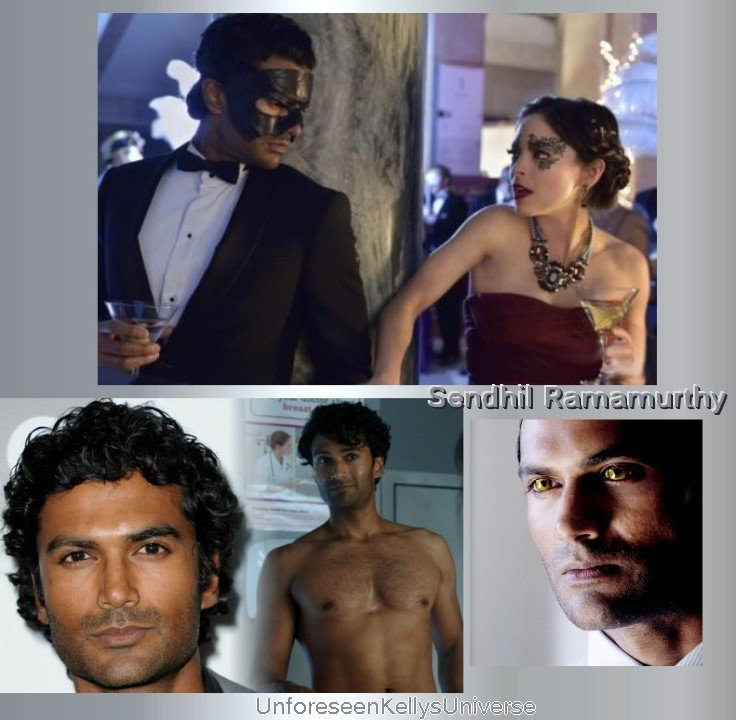 Fiche acteur Sendhil Ramamurthy