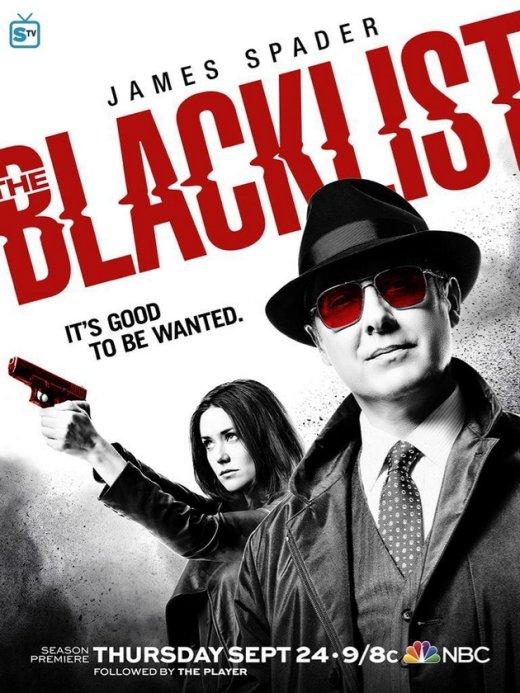 --The Blacklist saison 3 --