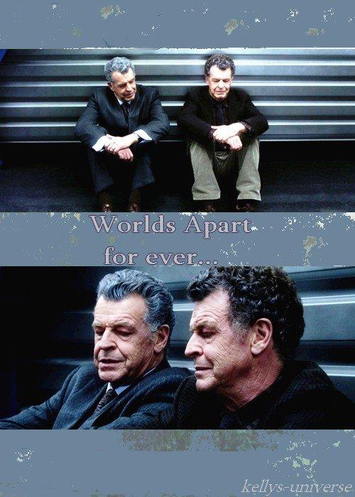 FRINGE Worlds Apart The End + mon avis