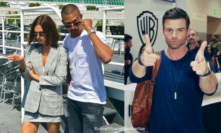Comic con San Diego 2017 The Originals