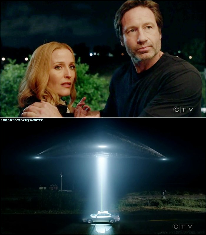 The X Files is back !