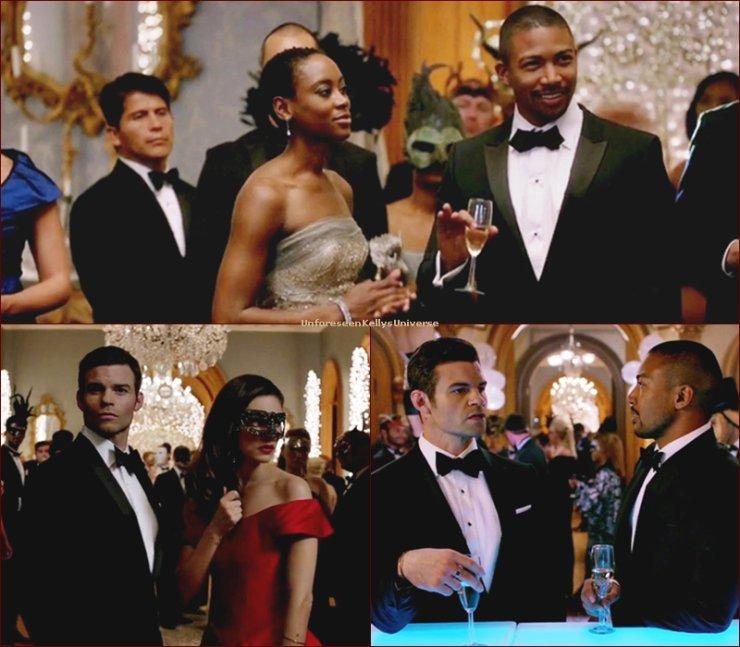 The Originals saison 3  ,mi saison